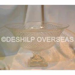 Glass Pillar Bowls