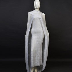 suit length viscose only