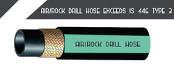 Rock Drill Hose Pipe (Steel Wire Braided)