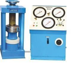 Compression Testing Machine(Four Pillar) Hand Cum Electrical
