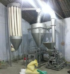 Turmeric Machine