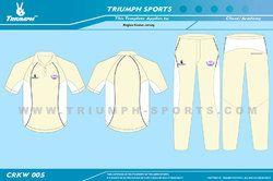 Test Match Cricket Clothing