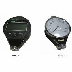 JM 221 Rubber Hardness Tester
