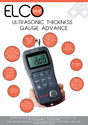 Elcotest Digital Ultrasonic Thickness Gauge MT180