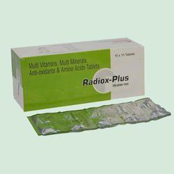Radiox Plus Tablets