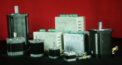 Stepper Motors Drives