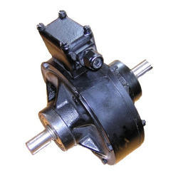 Magnetic Particle Clutch
