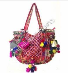 Pink Banjara Bags