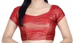 Brocade Blouse - Fancy Blouse - Daily Wear Blouse-2019 Blouse
