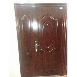 Steel Safety Double Door
