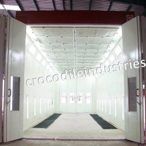 Large Spray Paint Booth