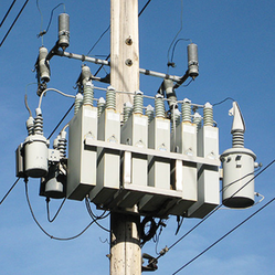 Pole Mounted Filter Capacitor