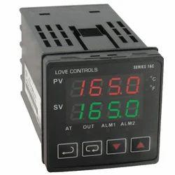 Series 16C 1/16 DIN Temperature Controller