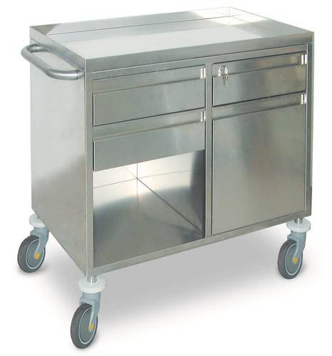 Tool Trolley Storage Trolley Manufacturer From Mumbai