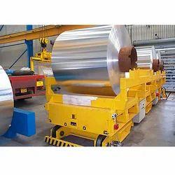 Material Handling Transfer Trolley