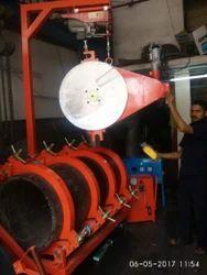 Thermoplastics Pipe Welding Machine