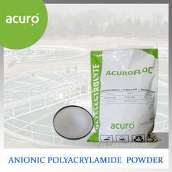 Anionic Polyacrylamide Powder (PAM)