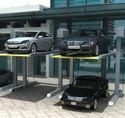 Deck Two Level Pit Car Parking System