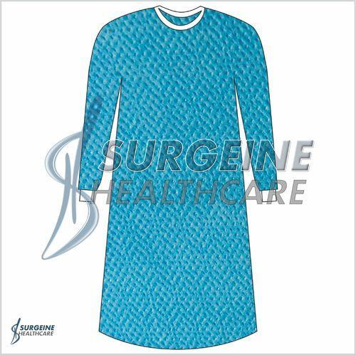 Surgical Gowns - Surgical Disposable Gown Manufacturer from New Delhi
