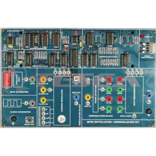 QPSK Modulation & Demodulation Trainer