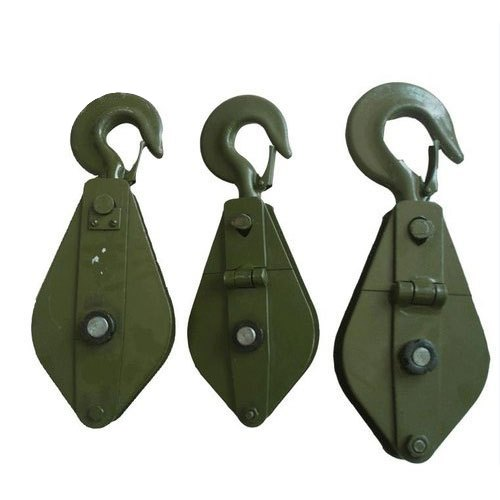 Single Pulley - Single Sheave Pulley Manufacturer from Ajmer