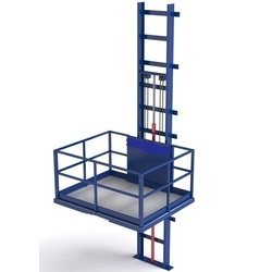 Hydraulic Stacker Goods Lift