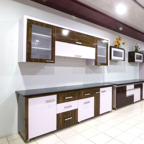 PVC Kitchen Cabinet. Ask For Price