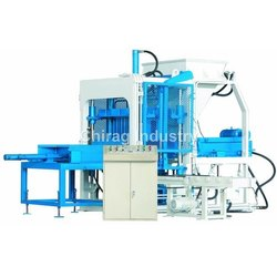 CI 320 Hydraulic Interlock High Density Block Machine