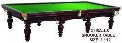 Snooker Table In Italian Slate