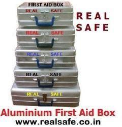 Aluminium First Aid Box