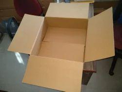 Corrugated Box 13 x 9.5 x 4.5 inches