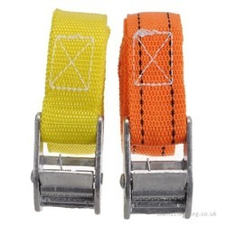 cam Buckle With Lashing Strap