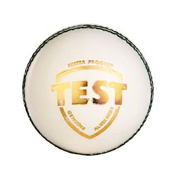 SG Test White Cricket Balls