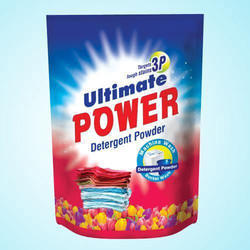 Detergent Powder Packaging Pouches