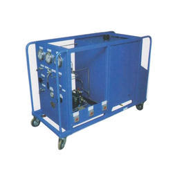 Portable Hydraulic Test Stand