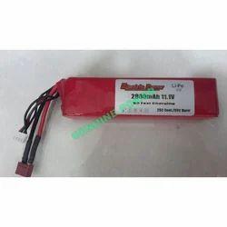 L Lithium Polymer Battery 11.1v 2.8ah