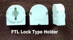 T8 Snap Type, Lock Type Lamp Holder