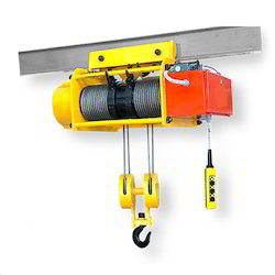 Electric Wire Rope Hoist Manufacturer from Ludhiana
