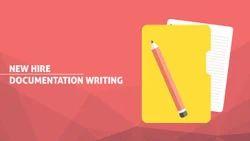 New Hire Documentation Writing