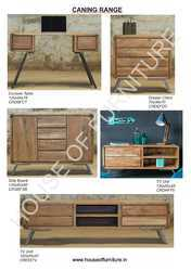 Caning Range Wooden Furniture