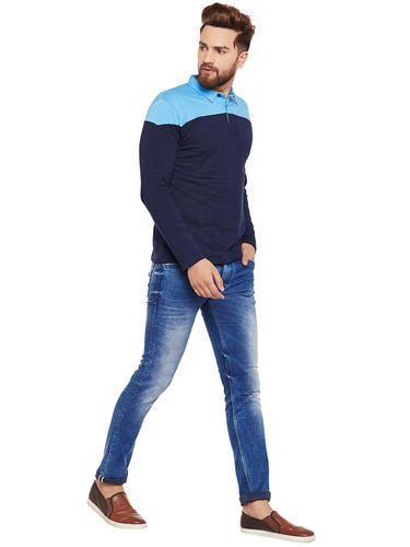 Men T Shirt Full Sleeve