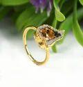 Druzy Gemstone Rings