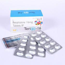 Betahistine 16mg Tablet