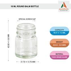 18 Ml Balm Bottle