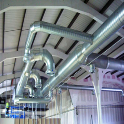 Industrial Air Duct