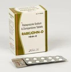 Rabeprazole 20 Mg Domperidone 10 Mg Tablets