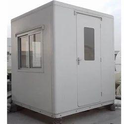 White Porta Cabin