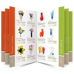 Designer Catalog Printing Service