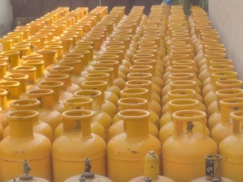 Chlorine Gas Cylinder