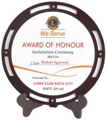 Mementos Award